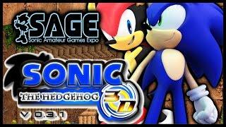getlinkyoutube.com-Sonic the Hedgehog 3D - SAGE 2014