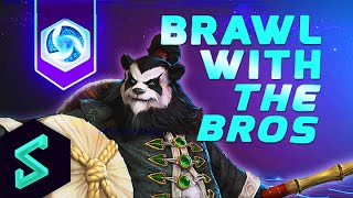 Heroes of the Storm Gameplay | EU Brawl With The Bros 59 | MFPallytime & Rurikhan | HotS