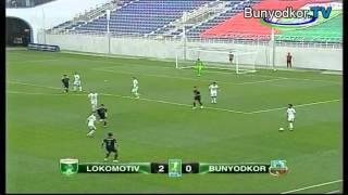 getlinkyoutube.com-Oliy liga 2015 Game week 4 Lokomotiv   Bunyodkor 3 0 MATCH REVIEW