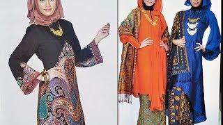 getlinkyoutube.com-gaun pesta muslim (gaun muslimah)
