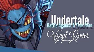 getlinkyoutube.com-【Jenny】» Battle Against A True Hero • Orchestra ver. w/ FanLyrics «