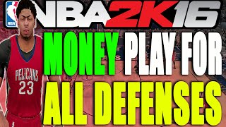 getlinkyoutube.com-Nasty NBA 2K16 Money Play with A Few Options (NBA 2K16 Tips and Tricks)