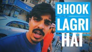 Bhook Lagri Hai | Bekaar Films | Vlog width=