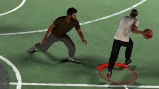 getlinkyoutube.com-NBA 2K16 PS4 Park - 1st Ankle Breaker!