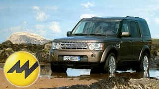 getlinkyoutube.com-Land Rover Discovery Facelift: Dieses SUV kann auch im Gelände einiges