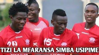 Tazama mazoezi ya Simba ikiiwinda Mbaofc width=