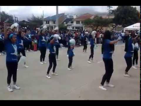 2DO FESTIVAL DE BAILOTERAPIA:: RETAMAS ALTAS GANADORAS