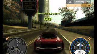 getlinkyoutube.com-Need For Speed Most Wanted - Darius vs Blacklist Nr 7 Kaze [HD]