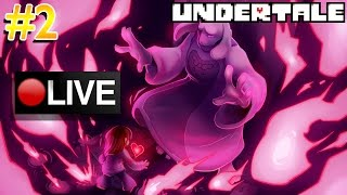 getlinkyoutube.com-UNDERTALE [LIVE STREAM] #2