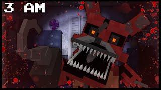 getlinkyoutube.com-Minecraft FNAF - Nightmare Foxy   3 AM (FNAF Minecraft Roleplay)