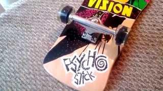 getlinkyoutube.com-Vision Psychostick Skateboard