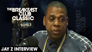 getlinkyoutube.com-The Breakfast Club Classic - Jay Z Interview 2013