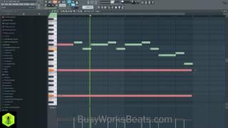 Hard Trap Beat Tutorial in FL Studio 12 width=
