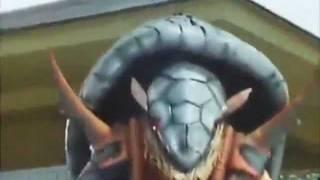 Power Rangers vs Light Armadillo