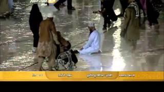 getlinkyoutube.com-امطار الحرم المكي الشريف مغرب الاربعاء 24-4-1437