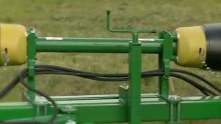 Major Equipment Trailed Grass and Pasture Topper