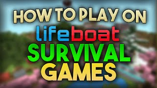 getlinkyoutube.com-How to play on Lifeboat Survival Games
