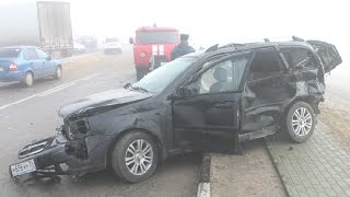 Russian Car crash compilation March ✦ Russian Car crashes ✦ week 3