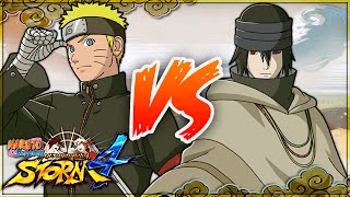 "getlinkyoutube.com-NARUTO SHIPPUDEN: Ultimate Ninja STORM 4 | Naruto ""The Last"" VS Sasuke ""The Last"""