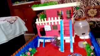 getlinkyoutube.com-working model of rain water harvesting ,by Pulkit Singh,class 10,khaitan public school,sahibabad