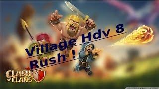getlinkyoutube.com-Village hdv 8 Rush extrême Master