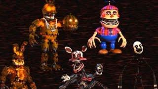 getlinkyoutube.com-Five Nights at Freddy's 4 Halloween Edition QUIZ
