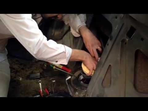 How to change Alfa Romeo 156 Fuel Pump