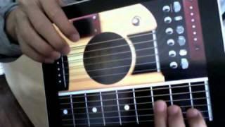 getlinkyoutube.com-GuitarPad A guitar App on iPad special for fingerstyle