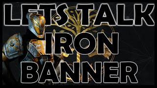 getlinkyoutube.com-Lets Talk: April Iron Banner | The Reapathys