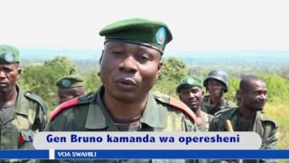 Mapigano Virunga nchini DRC kati ya waasi na jeshi la Congo FARDC