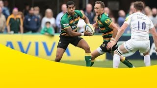 Aviva Premiership 2015/16 Team Preview: Northampton Saints