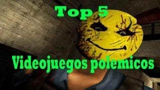 getlinkyoutube.com-Top 5 de videojuegos polemicos