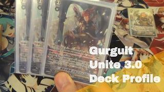 getlinkyoutube.com-Cardfight! Vanguard: Gurguit Unite 3.0 Deck Profile!