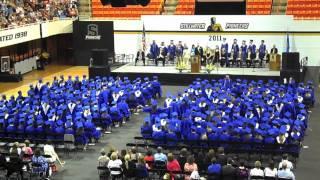getlinkyoutube.com-SHS Graduation 2011 - Flash Mob - Don't Stop Believing