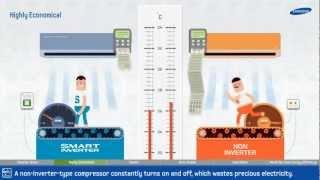 getlinkyoutube.com-Samsung Air Conditioner Smart Inverter Technology