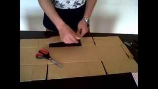 getlinkyoutube.com-Membuat Kotak Tisu - (KLP 3 AP-C)