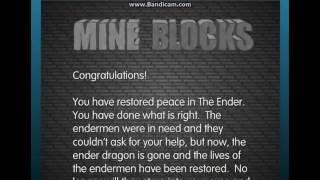 getlinkyoutube.com-how to win Minecraft :) gameplay