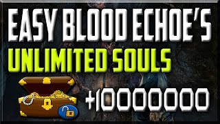 getlinkyoutube.com-Bloodborne - unlimited blood echoes - blood echoes glitch - AFTER PATCH