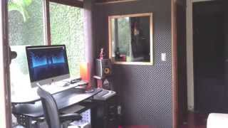 getlinkyoutube.com-Vocal Booth Cabina de Sonido