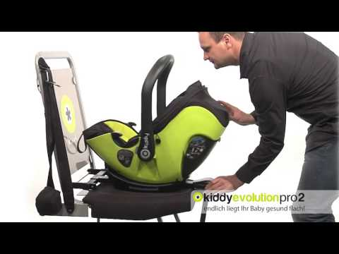 TRENDS - Babyschale EVOLUTION PRO von kiddy