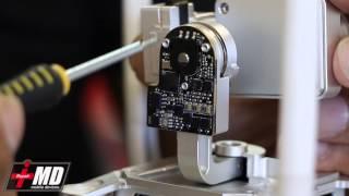 getlinkyoutube.com-Phantom 2 Vision Plus camera repair and solution