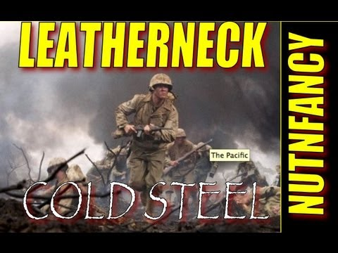 Cold Steel Leatherneck by Nutnfancy