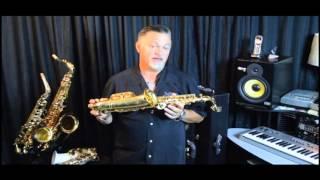 getlinkyoutube.com-Yamaha YAS-875EX Custom Alto Saxophone - Video Review