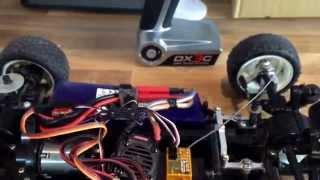 D-Spec Drift Gyro faulty