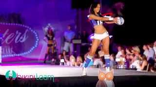 getlinkyoutube.com-Miss Hooters International Swimsuit Pageant 2014 Hometown Outfits Part 2