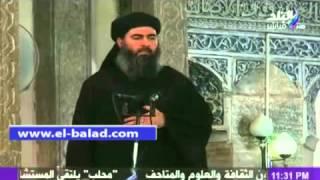 شعبان عبدالرحيم يحارب  داعش  بأغنية يأبوكر يا بغدادي يازعيم المجرمين