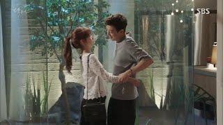 [Doctors] 닥터스 Kim rae won park shin hye kiss scene - Romantic scene - love scene - smile scene width=