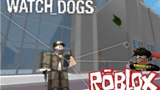 getlinkyoutube.com-Roblox: Watch Dogs
