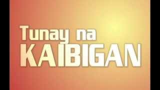 Tunay na kaibigan by Fercyval Delos Reyes (Official Lyric Video)