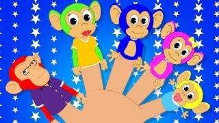 getlinkyoutube.com-Finger Family | Finger Family Nursery Rhyme | English rhyme